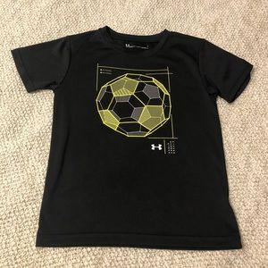 Boys Under Armour Shirt Size 7